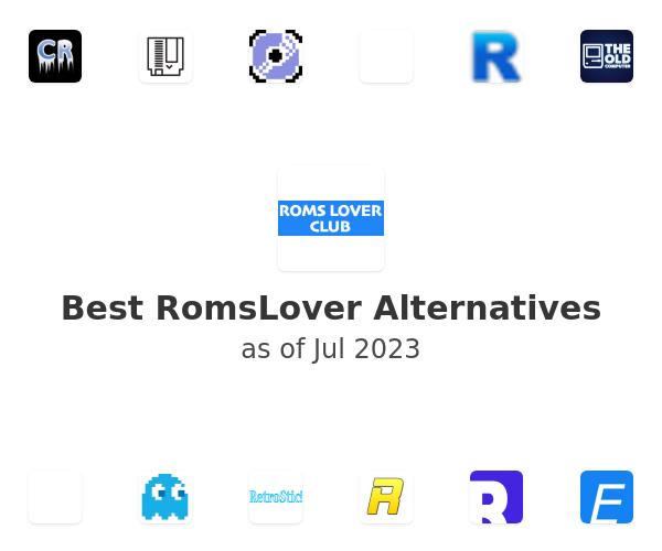 Best RomsLover Alternatives
