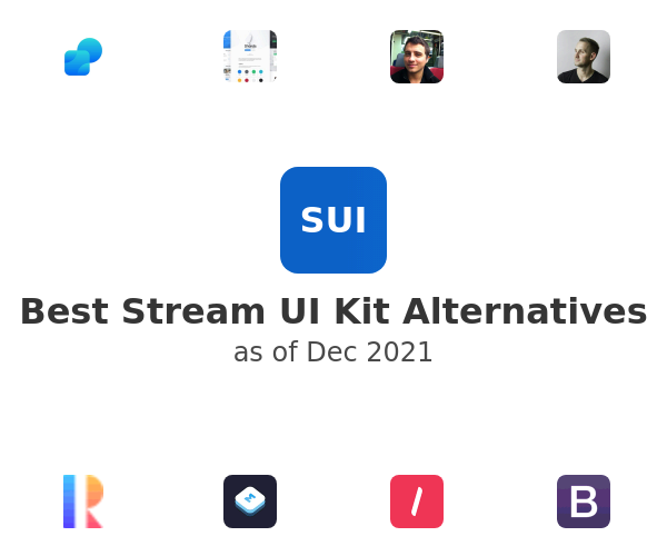 Best Stream UI Kit Alternatives