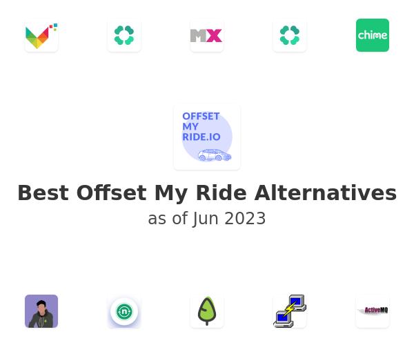 Best Offset My Ride Alternatives