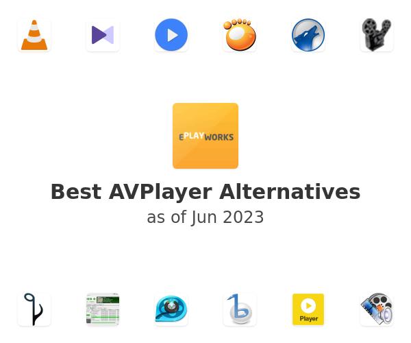 Best AVPlayer Alternatives