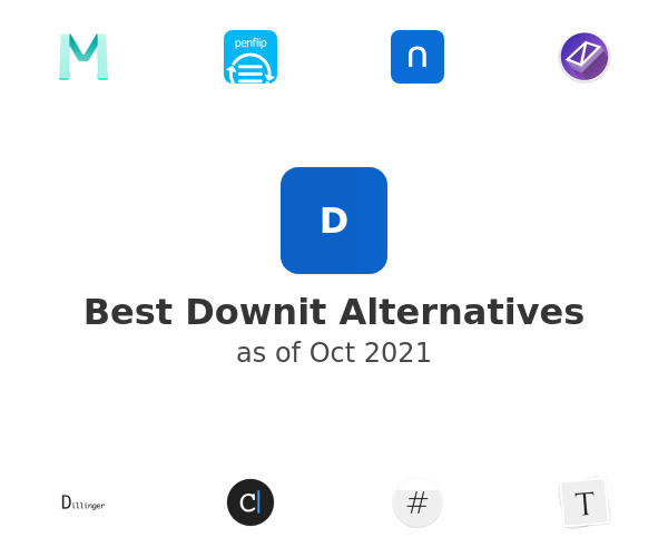 Best Downit Alternatives