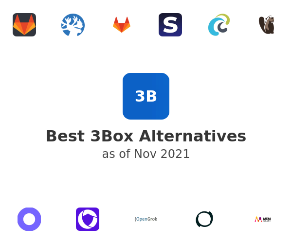 Best 3Box Alternatives