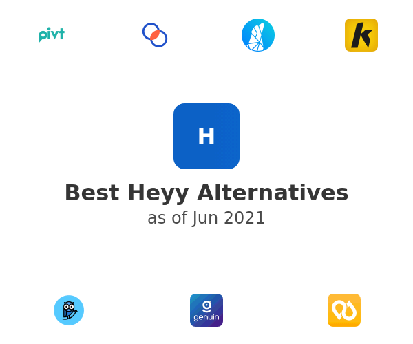 Best Heyy Alternatives