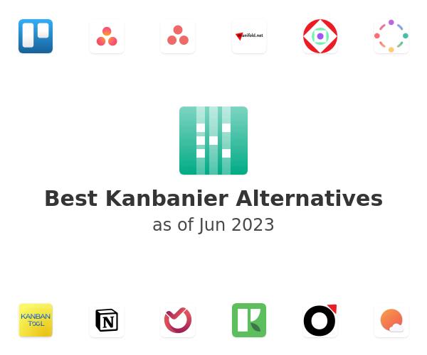 Best Kanbanier Alternatives