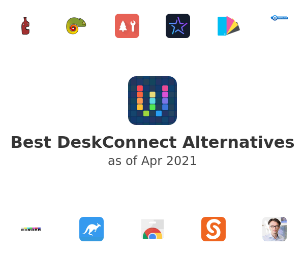 Best DeskConnect Alternatives