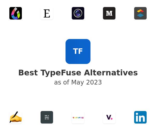 Best TypeFuse Alternatives