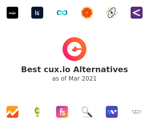 Best cux.io Alternatives