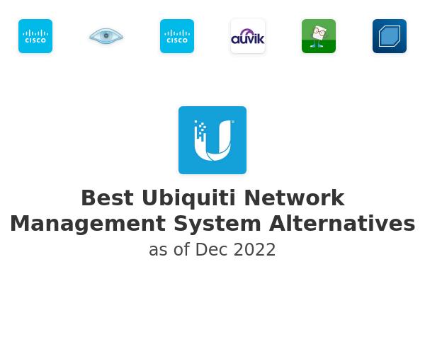 Best Ubiquiti Network Management System Alternatives