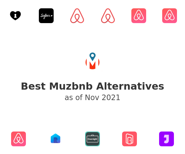 Best Muzbnb Alternatives