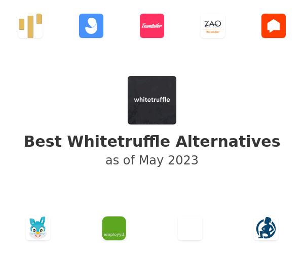 Best Whitetruffle Alternatives