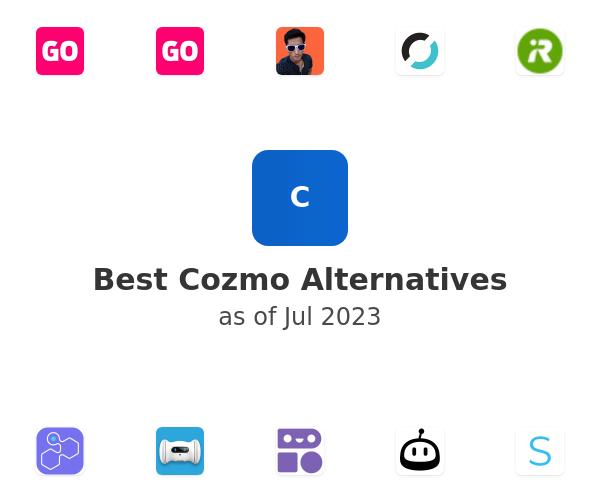 Best Cozmo Alternatives
