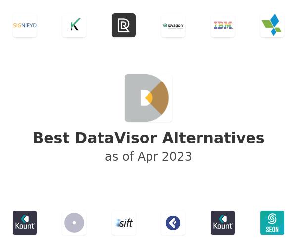 Best DataVisor Alternatives