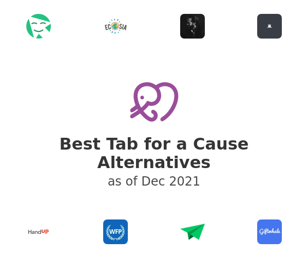 Best Tab for a Cause Alternatives