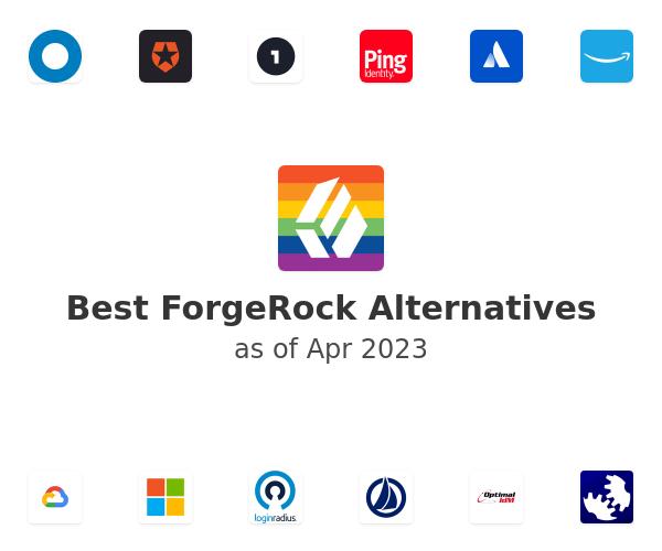 Best ForgeRock Alternatives