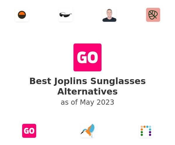 Best Joplins Sunglasses Alternatives