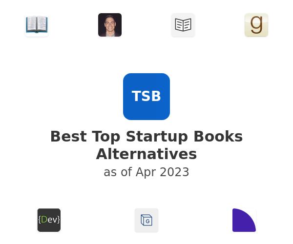 Best Top Startup Books Alternatives