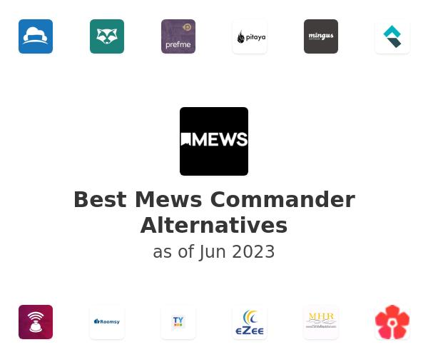 Best Mews Commander Alternatives