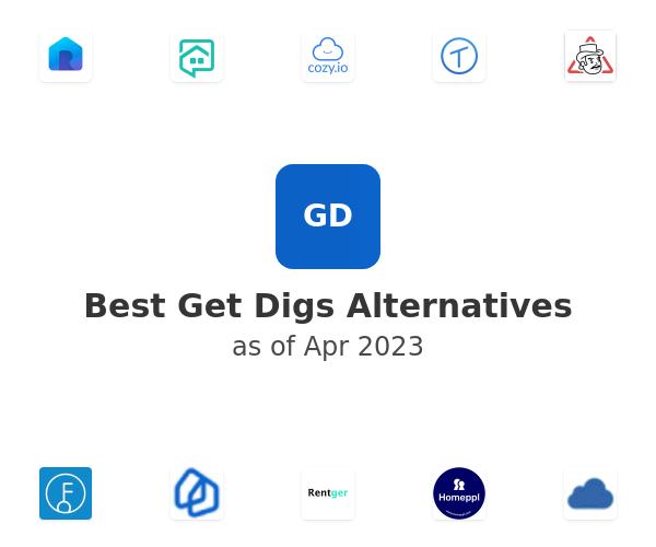 Best Get Digs Alternatives