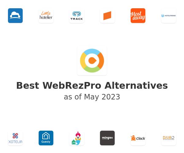 Best WebRezPro Alternatives
