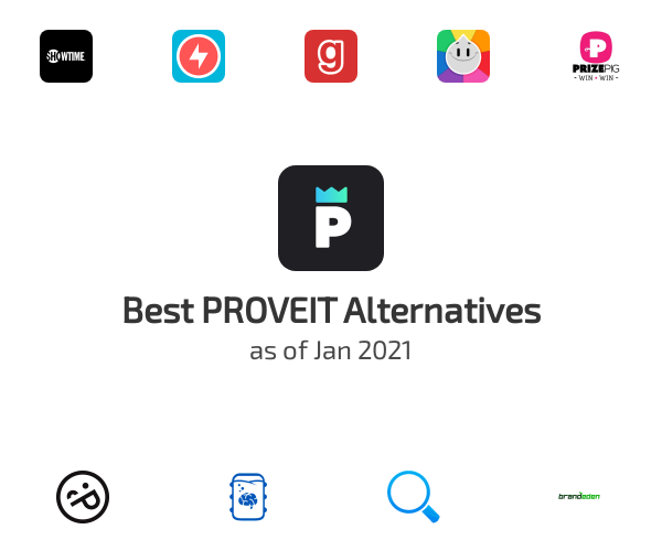 Best PROVEIT Alternatives