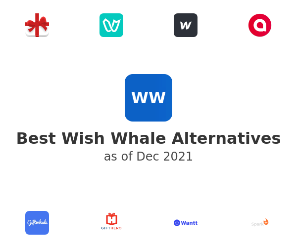 Best Wish Whale Alternatives