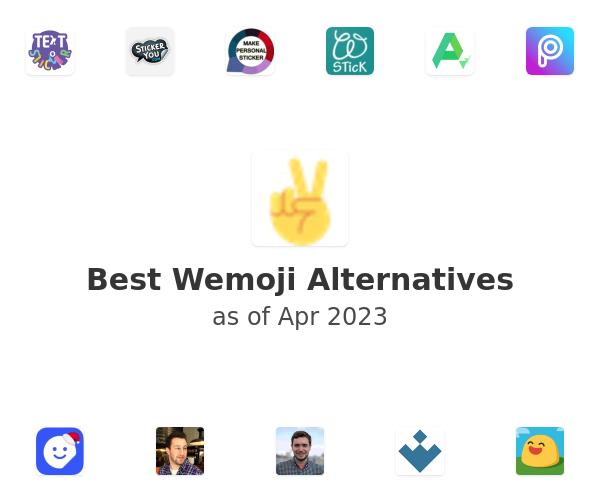 Best Wemoji Alternatives