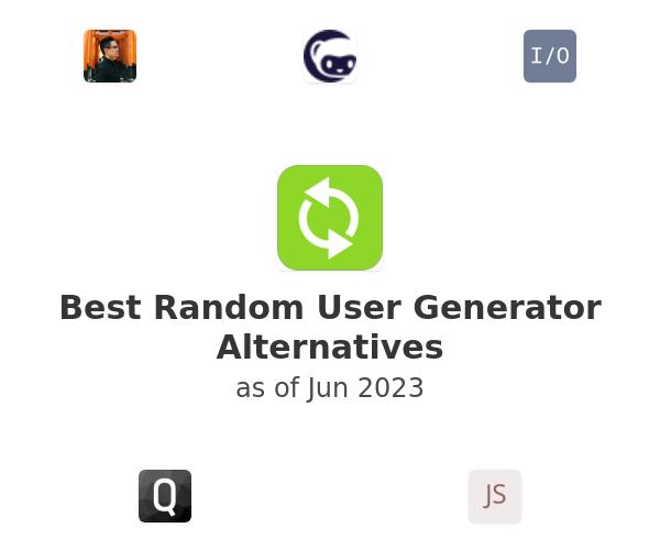 Best Random User Generator Alternatives