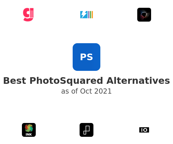 Best PhotoSquared Alternatives