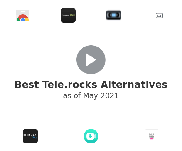 Best Tele.rocks Alternatives