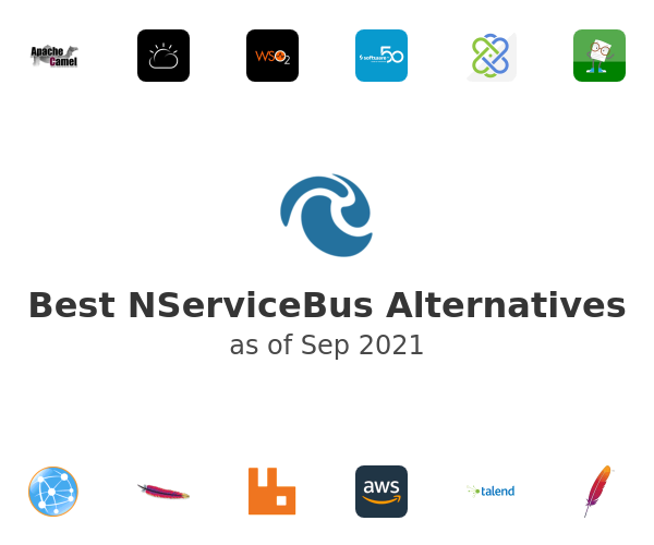 Best NServiceBus Alternatives