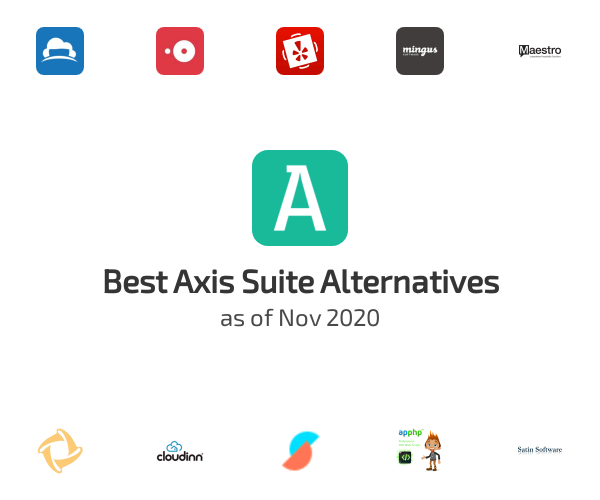 Best Axis Suite Alternatives