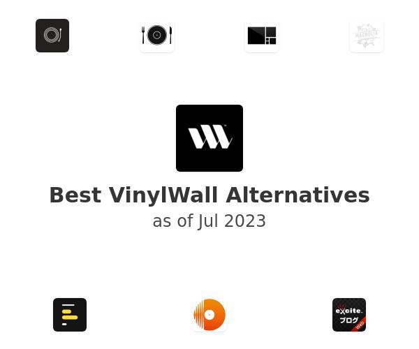 Best VinylWall Alternatives