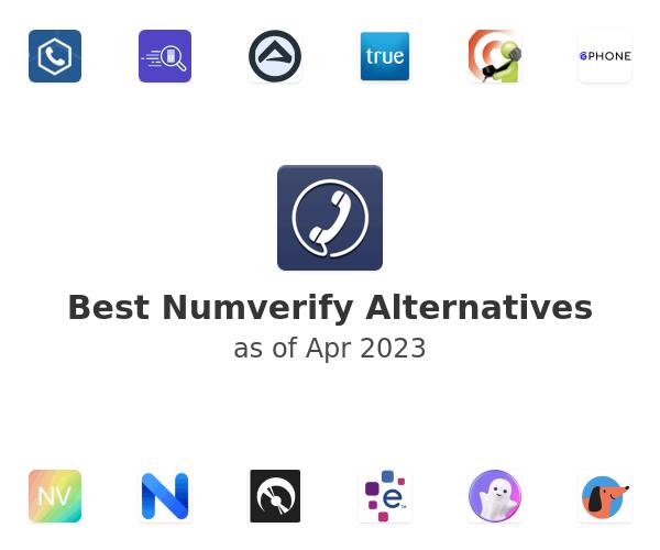 Best Numverify Alternatives