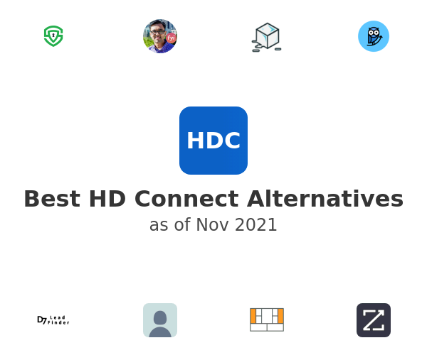 Best HD Connect Alternatives