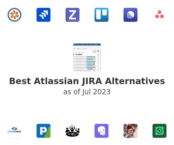 Best Atlassian JIRA Alternatives