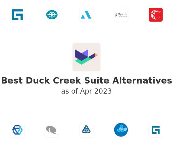 Best Duck Creek Suite Alternatives