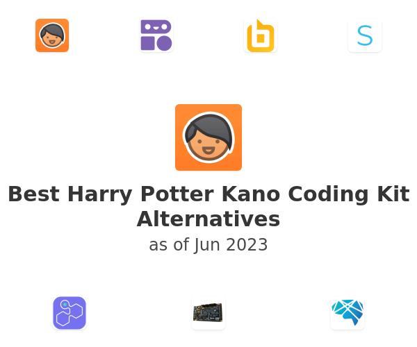 Best Harry Potter Kano Coding Kit Alternatives