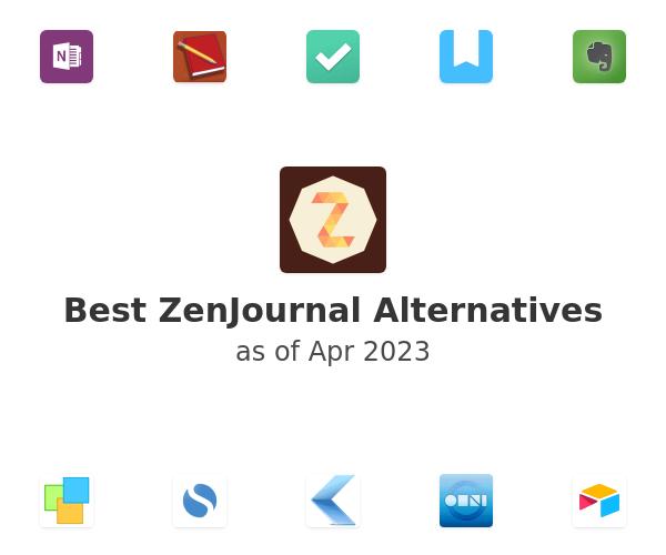 Best ZenJournal Alternatives