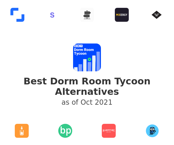 Best Dorm Room Tycoon Alternatives