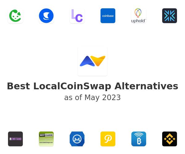 Best LocalCoinSwap Alternatives