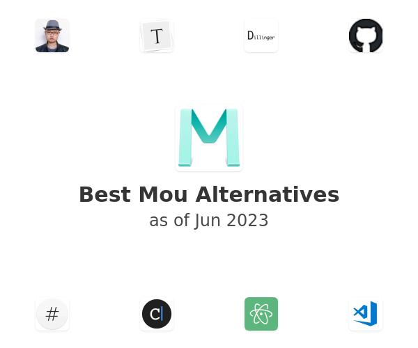 Best Mou Alternatives