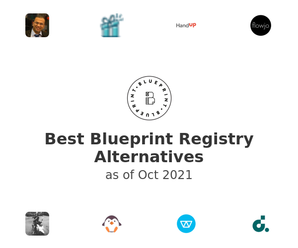 Best Blueprint Registry Alternatives