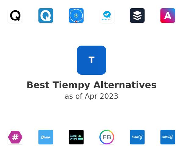 Best Tiempy Alternatives