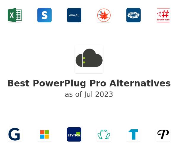 Best PowerPlug Pro Alternatives