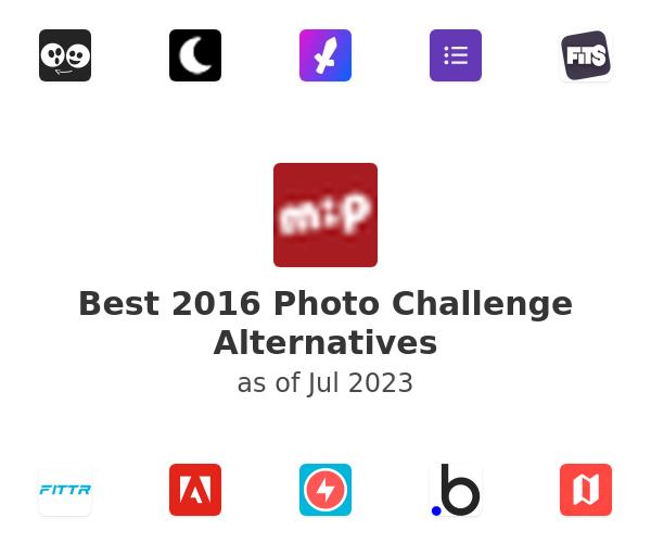 Best 2016 Photo Challenge Alternatives