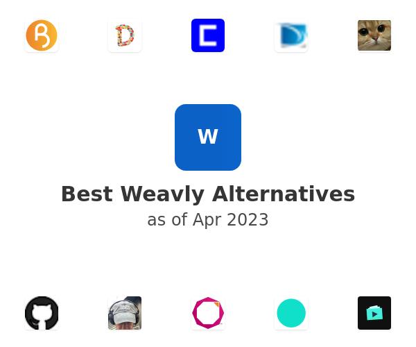 Best Weavly Alternatives