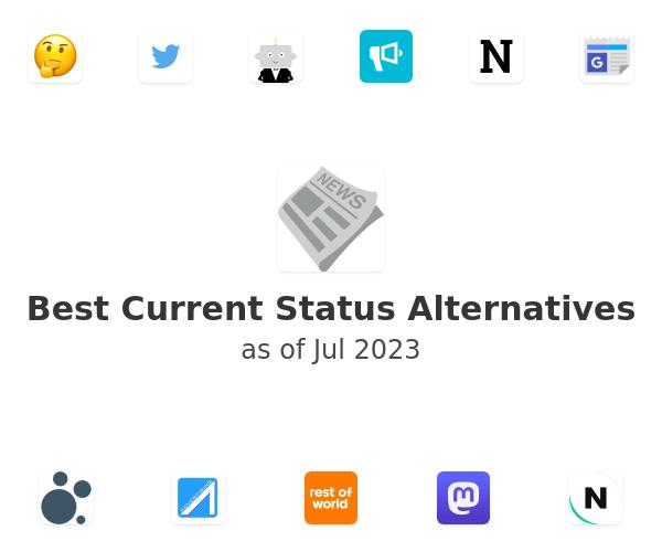 Best Current Status Alternatives