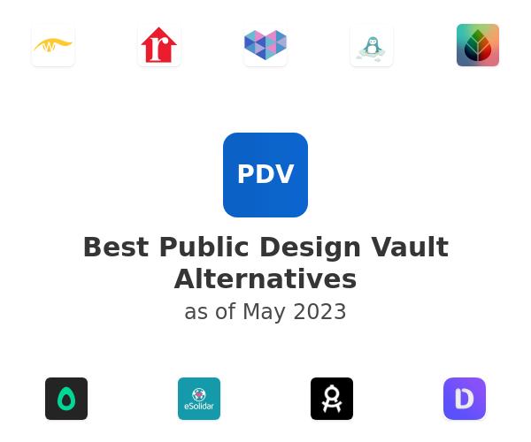 Best Public Design Vault Alternatives