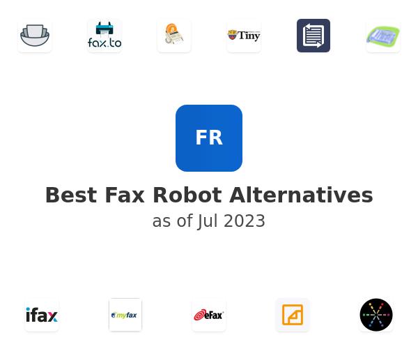 Best Fax Robot Alternatives