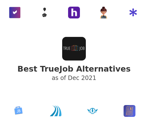 Best TrueJob Alternatives
